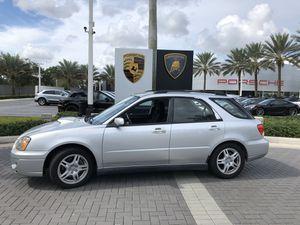2004 Subaru WRX Turbo Manual Wagon Adult Owned for Sale in Boca Raton, FL