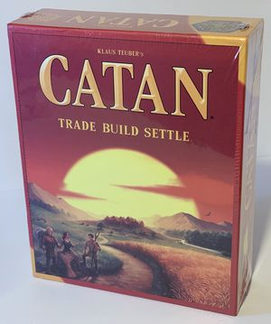 Catan Trade Build Settle Game for Sale in Fayetteville, TN