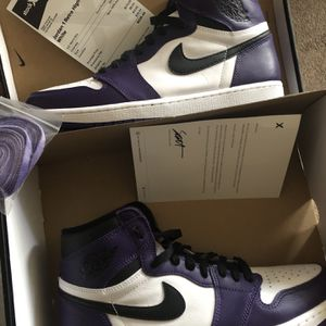 Court Purple 2.0 for Sale in Los Angeles, CA
