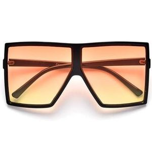 FLAT TOP AVIATOR BLACK FRAME / ORANGE LENS for Sale in Tampa, FL