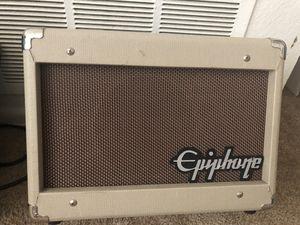 Acoustic Guitar Amplifier Epiphone Studio Acoustic 15C Built In Chorus for Sale in Anaheim, CA
