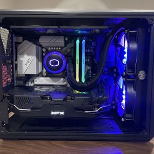 Custom Gaming PC - Intel i5 and 5700XT for Sale in Carrollton, TX
