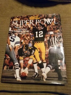 Sports illustrated superbowls greatest for Sale in Olathe, KS