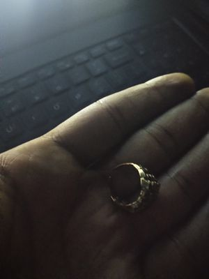 Nugget ring just need to be fixed 10 carats for Sale in San Antonio, TX