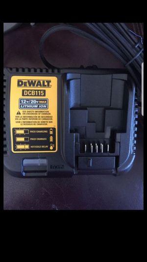 Dewalt charger for Sale in Phoenix, AZ