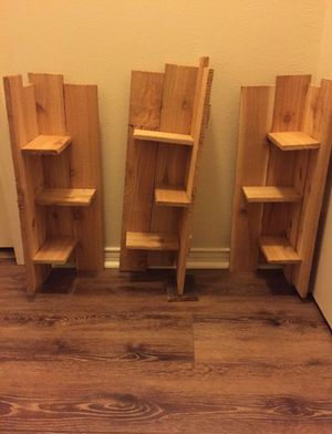 Wall corner shelves for Sale in Dallas, TX