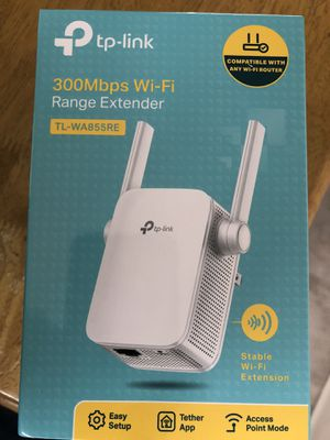 tp-link WiFi extender 300Mbps. for Sale in Chula Vista, CA
