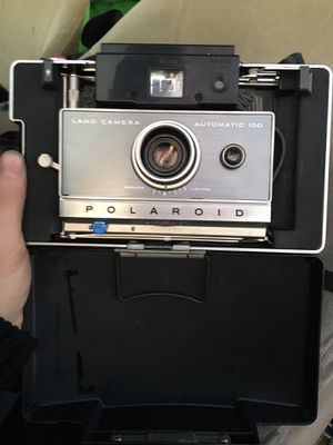 Polaroid land camera automatic 100 for Sale in Rumson, NJ