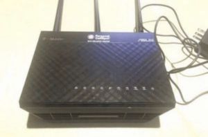 ASUS TM-AC1900 dual-band WiFi router for Sale in La Puente, CA