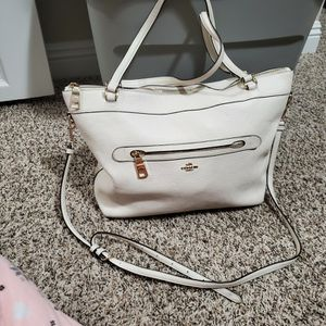 White Coach Bag for Sale in Henderson, NV