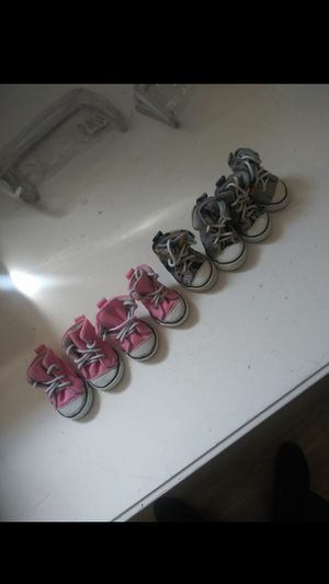 Puppy shoes for Sale in Perris, CA