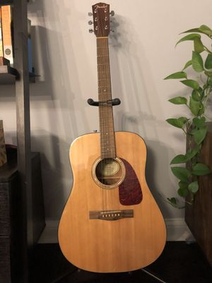 Fenders Guitar CD-140S/NAT for Sale in Chicago, IL