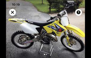 2007 Suzuki rm125 for Sale in Chesapeake, VA