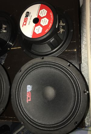 "DS18 pro 8"" and Audio Legion 8"" for Sale in Coatesville, PA"