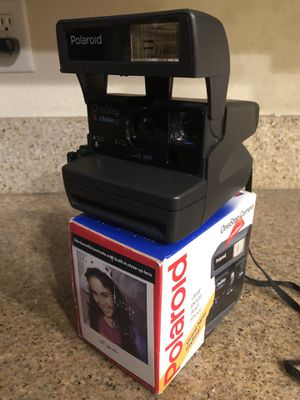 Polaroid for Sale in Sanger, CA