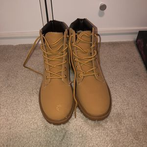 Work boots for Sale in O'Fallon, MO
