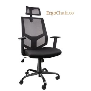 Beautiful Ergonomic Mesh Computer Office Chair with Neck Support for Sale in Tempe, AZ