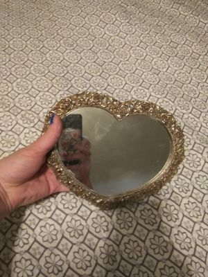 Heart antique mirror for Sale in Vestavia Hills, AL