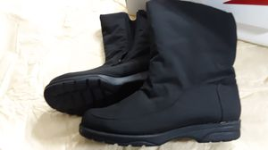 Women's size 13, ToeWarmers black snow boots for Sale in Ocean Grove, NJ