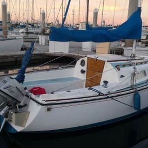 22Ft Oday Sail Boat for Sale in Los Angeles, CA
