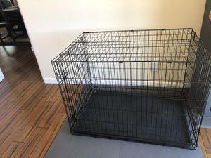 Large foldable dog kennel for Sale in Cedar Crest, NM