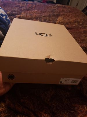 UGG New in Box Women Boots size 11 Gray for Sale in FAIRMOUNT HGT, MD