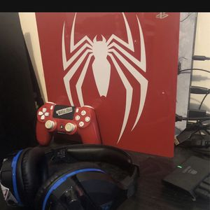 Spiderman Ps4 Pro Console for Sale in Anaheim, CA