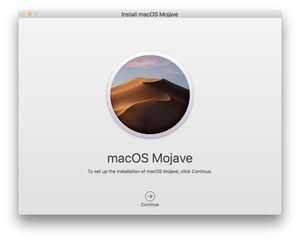 Mac OS Mojave 10.14 Installer for Sale in Danville, CA