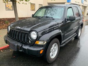 2007 JEEP LIBERTY SPORT for Sale in Tacoma, WA