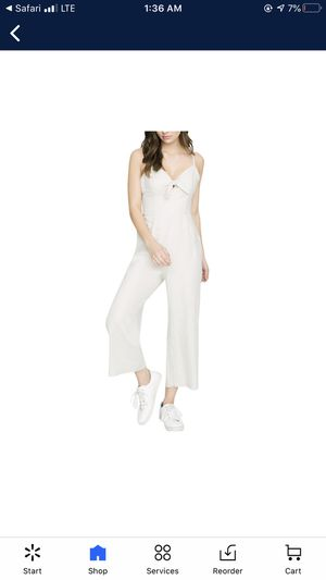 Sanctuary Clothing Womens Take Away Jumpsuit, Beige, 0 for Sale in Los Angeles, CA
