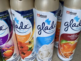 Glade Spray Cans 1.00 Each for Sale in Riverdale,  GA