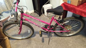 "Wildfire Pacific Mountain Bike 18 speed 24"" for Sale in Baltimore, MD"