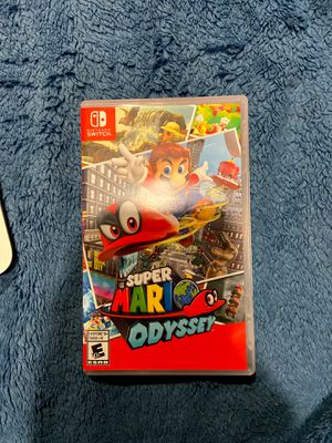 Mario Odyssey for Sale in Fairfield, CT