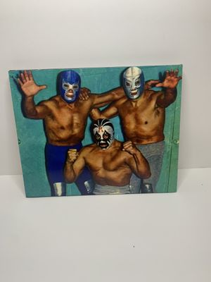 Lucha Libre Legends Canvas for Sale in Fontana, CA
