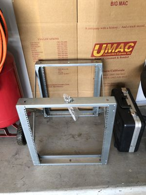 12U 4post server rack for Sale in Fort McDowell, AZ