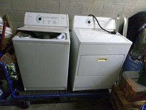Washer and dryer for Sale in South Salt Lake, UT