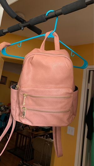 Pink pleather backpack for Sale in Chula Vista, CA