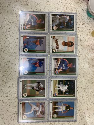 Baseball cards for Sale in Paramount, CA