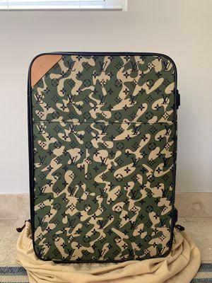 Louis Vuitton Monogramouflage Pegase 60 luggage Takashi Murakami for Sale in Miami, FL