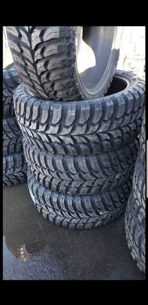 Brand New set road one MUD terrain tires 35 1250 24 lt for Sale in Phoenix, AZ