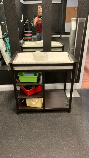 Baby changing table for Sale in Upland, CA