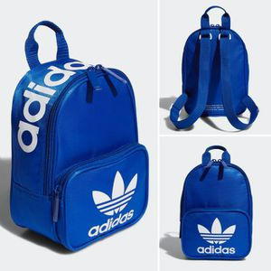 Brand NEW! Mini Blue Adidas Backpack For Everyday Use/Outdoors/Work/Traveling/Sports/Parties/Gifts for Sale in Carson, CA