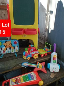 Toy Lot- All For ,$15 for Sale in Oregon City,  OR