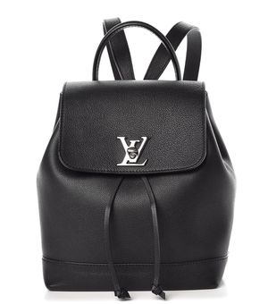 LOUIS VUITTON Calfskin Lockme Backpack Black for Sale in Fairfax, VA