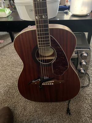 Fender Tim Armstrong guitar for Sale in Fort Wayne, IN