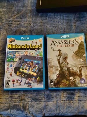 Nintendo Wii U Games for Sale in Dumfries, VA