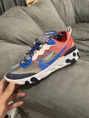 Nike react alement 87 men size 9.5. 10 for Sale in Compton, CA