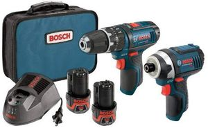 Bosch 2 piece 12v max tool, kit for Sale in Seattle, WA
