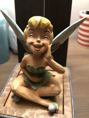 Jim Shore Tinkerbell Disney Trinket Box for Sale in East Los Angeles, CA