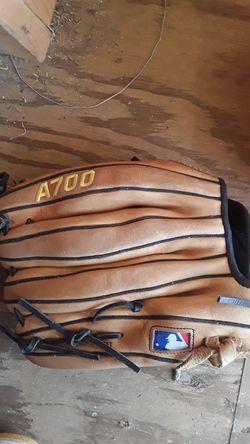 Wilson A700 baseball glove 12.5 for Sale in Clayton,  NC